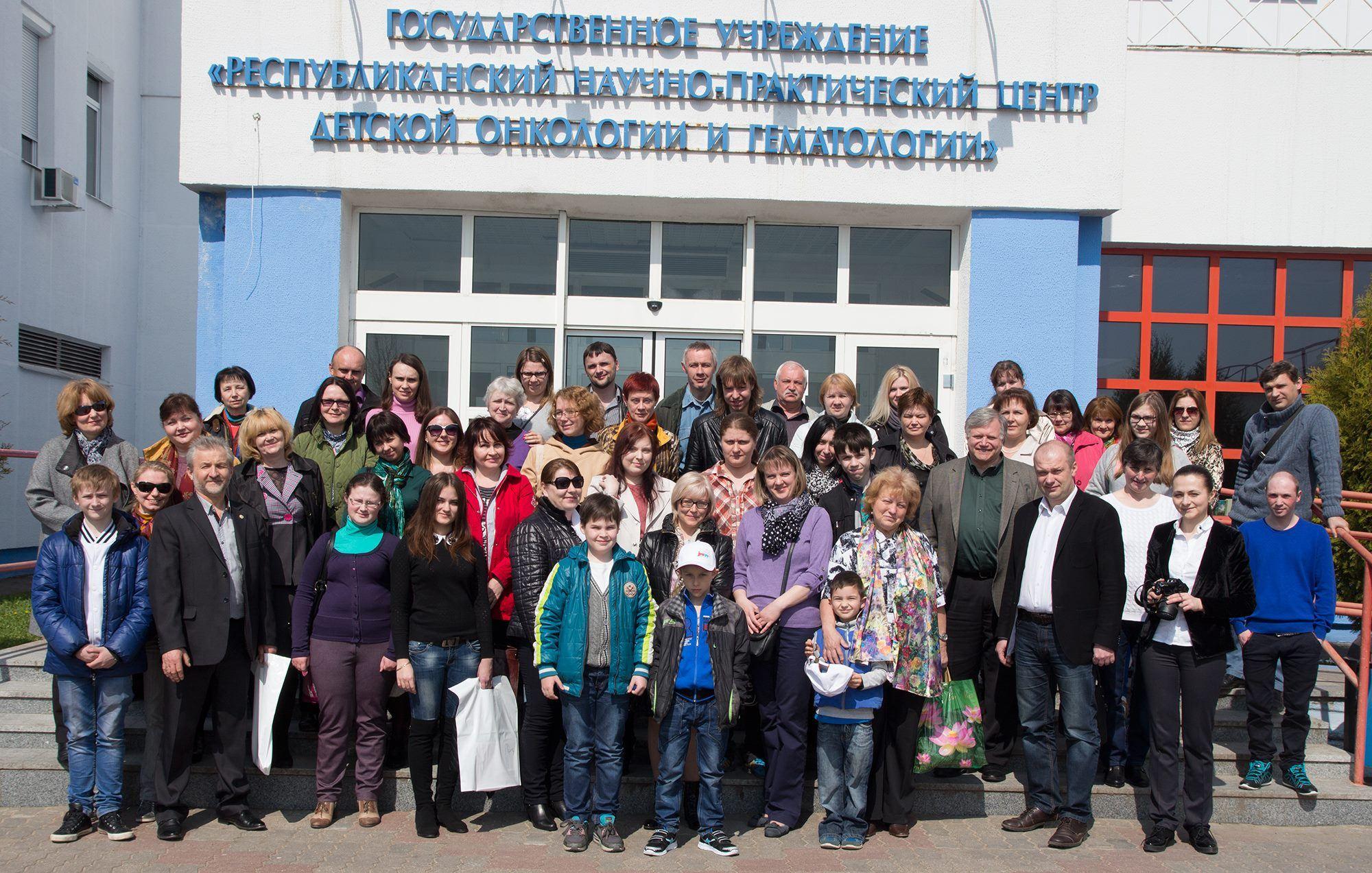 belarus meeting