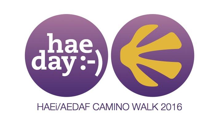 Camino Walk 2016 logo
