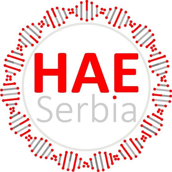 HAE Serbia - logo