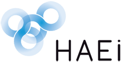 HAE International (HAEi) Sticky Logo Retina